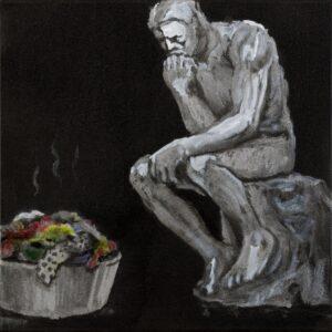 Mislec_(Rodin)_2013_30x30_splet